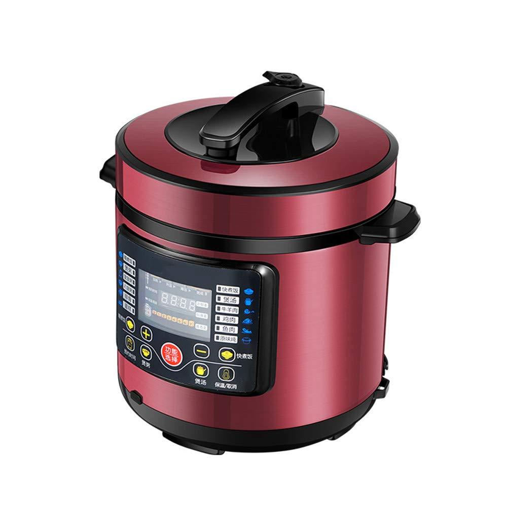 BESTEK 15-in-1 Multi-Function Electric Pressure Cooker 6 Litre Capacity 1000 W