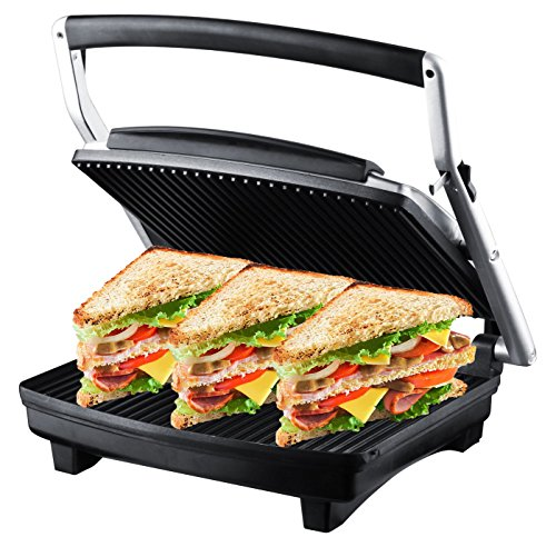 panini grill reviews