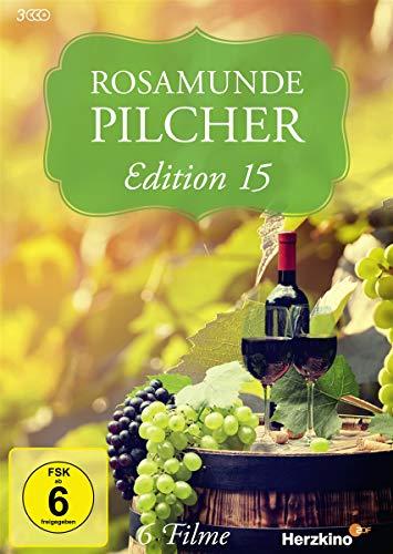 Rosamunde Pilcher Edition 15 (6 Filme auf 3 DVDs)