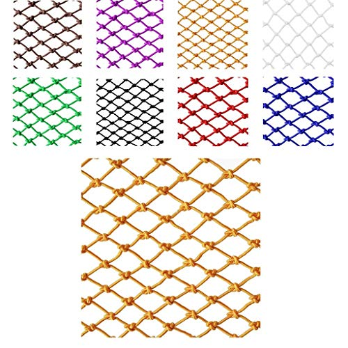 Check Out This Wlh Safety Net Protective Net Rope Net, Children's Pet Balcony Stairs Anti-Fall Net G...