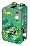 repellente mobile ad ultrasuoni contro roditori come cani, procioni, ratti, gatti e martore con luce lampeggiante, per auto, camion, case mobili, garage, soffitte, ecc