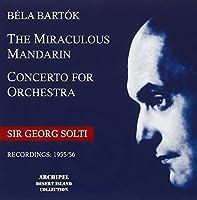 Bartok: Miraculous Mandarin/Co