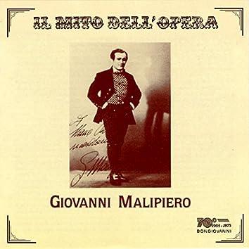 Il mito dell'opera: Giovanni Malipiero