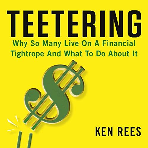 Teetering cover art