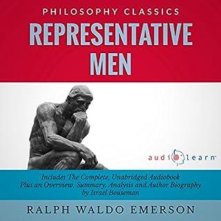 Representative Men by Ralph Waldo Emerson  cover art