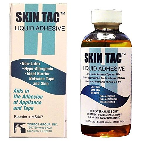 Skin-Tac Flüssige Klebebarriere [Skin TAC ADH 118 g] (EA-1)