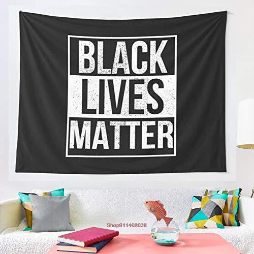 Black Lives Matter - Tapiz para colgar en la pared, diseño de astrología