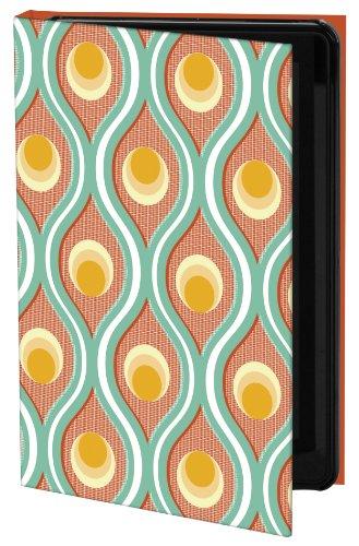 Keka beschermhoes voor iPad mini, Design Peacock Pop van Sarah Ehlinger