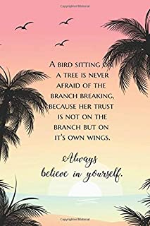 bird branch wings quote