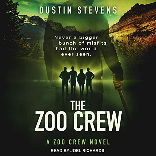 Page de couverture de The Zoo Crew