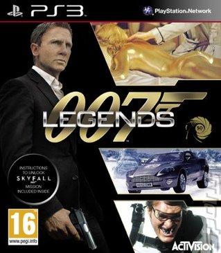 Preisvergleich Produktbild PS3 PlayStation 3 007 Legends James Bond PREOWNED Boxed Game
