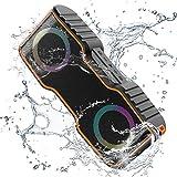 VaKo Eyes Portátil Altavoz Bluetooth 5.0 de 20W Altavoz de Audio inalámbrico con...