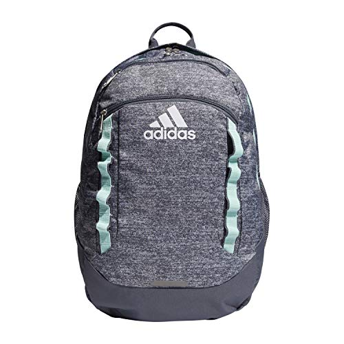 adidas Unisex Excel Backpack, Jersey Onix/Clear Mint/Onix, ONE SIZE