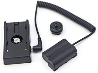 Zasilacz sieciowy Cable do NP-F NP-F970 NP-F960 Płyta baterii z EN-EL15 EN-EL15a Dummy Battery to Power Nikon D610 D810 D7...