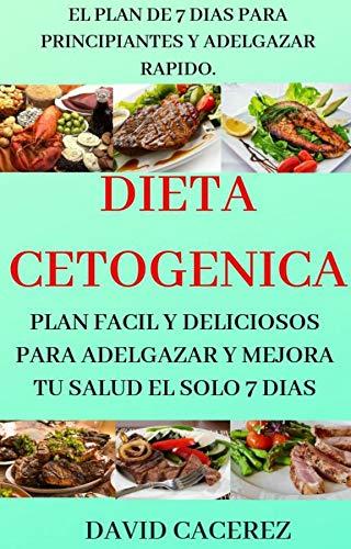 Dieta Cetogenica: Plan de 7 dias para principiantes,Dieta ...