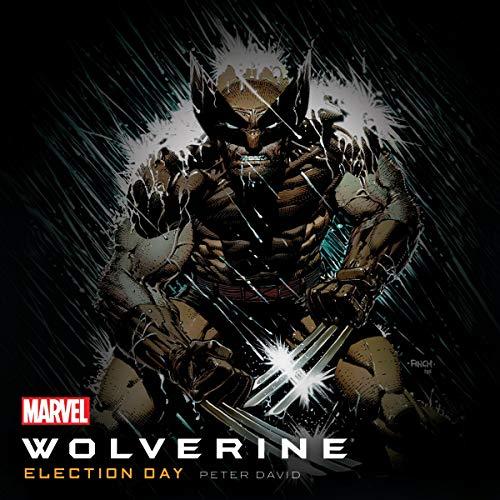 Page de couverture de Wolverine: Election Day