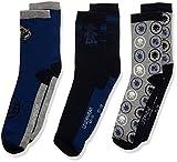 Lego Wear Jungen Socken LEGO Boy Ninjago AYAN 601-3 - er 19610, 3er Pack, Gr. 104 (Herstellergröße: 26/27), Blau (Blue 552)