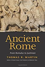 ancient rome from romulus to justinian