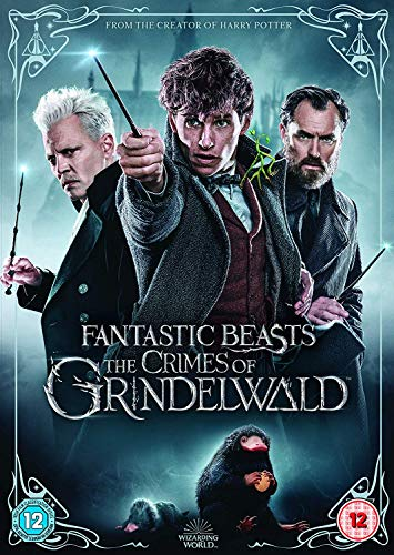 Fantastic Beasts: The Crimes Of Grindelwald [Edizione: Regno Unito] [Italia] [DVD]