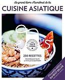 Le Grand Livre Marabout de la Cuisine asiatique - NED