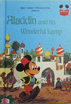 Aladdin And His Wonderful Lamp - Book  of the Disney's Wonderful World of Reading