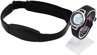 LINGJIA Pulsómetros Nuevo Monitor De Frecuencia Cardíaca Deporte Fitness Reloj Favor Al Aire Libre Ciclismo Deporte Impermeable Inalámbrico con Correa De Pecho