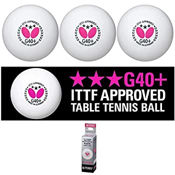 Best butterfly table tennis balls Reviews
