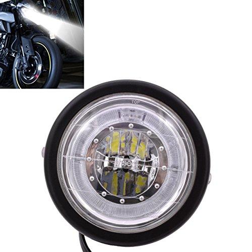 KaTur Faro de la Motocicleta Faro LED 6 1/2