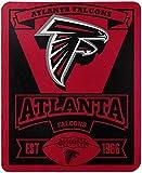 The Northwest Company NFL Atlanta Falcons 'Marque' Fleece Throw Blanket, 50' x 60' , Red
