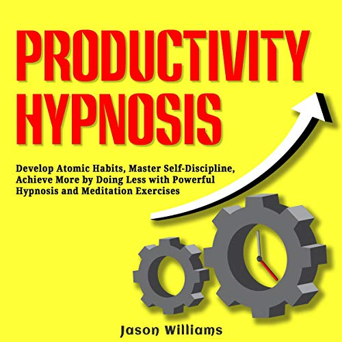 Productivity Hypnosis cover art