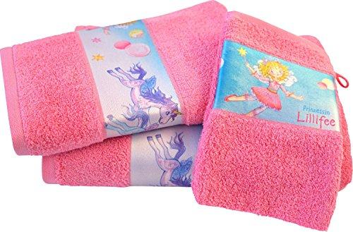 Dyckhoff Handtücher Prinzessin Lillifee Duschtuch 70x130 cm