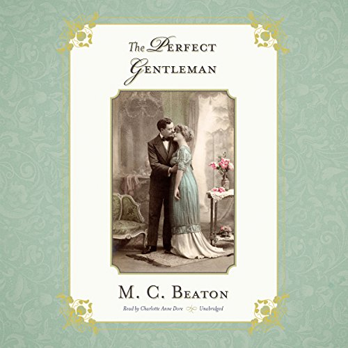 The Perfect Gentleman cover art
