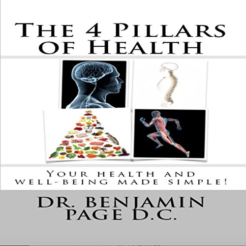 The 4 Pillars of Health audiobook cover art