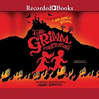The Grimm Conclusion audiobook cover art