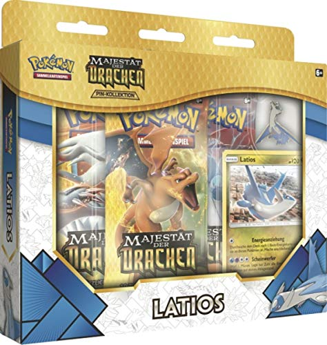 Pokémon Company International 25984 PKM SM07.5 Pin Kollektion