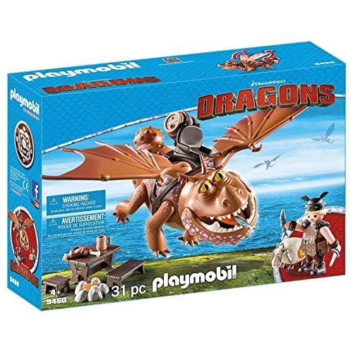 Playmobil Dragons 9460 - Gambedipesce e Muscolone, dai 4 anni