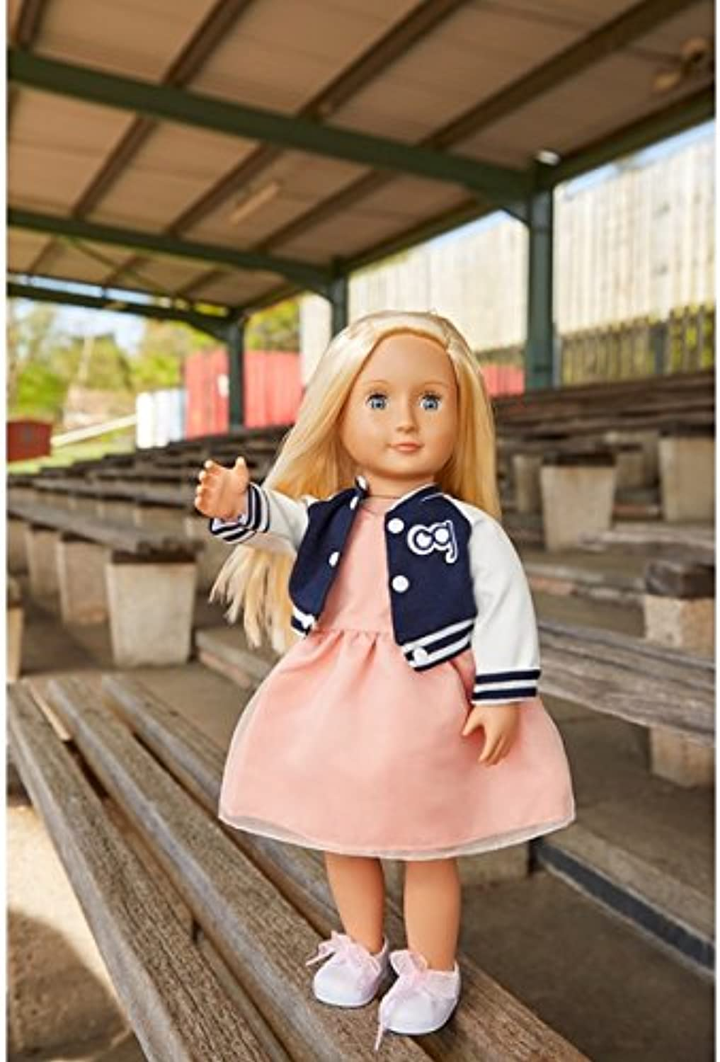 New Our Generation Retro Doll Terry 46cm