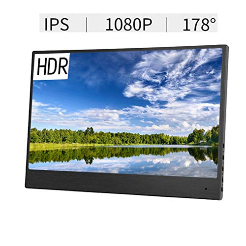 QinLL Draagbare HDR 1080P 11.6