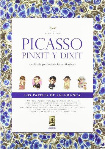 PICASSO PINXIT Y DIXIT