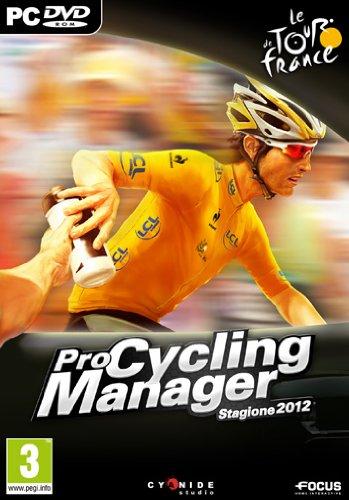 Digital Bros Pro cycling manager 2012, PC - Juego (PC, Windows XP SP2/Windows VISTA SP1/Windows 7 AMD/INTEL 2.2 GHz 1024 Mb (XP) / 2048 Mb (VISTA/7))