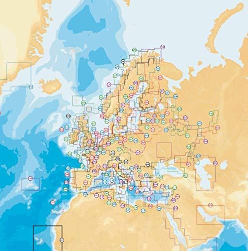 Navionics+ Small - CF-Karte zum Download Einer Small Region