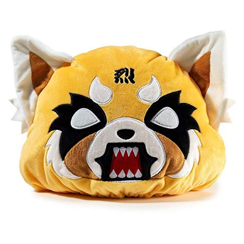 Kidrobot Aggretsuko Reversible 11 Inch Medium Plush Pillow