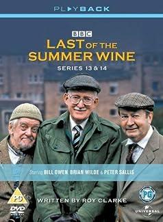 Last Of The Summer Wine - Series 13 & 14