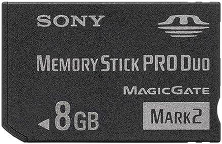 SONY ソニー メモリースティック Pro Duo 8GB MARK2 MS-MT8G(並行輸入 海外パッケージ)