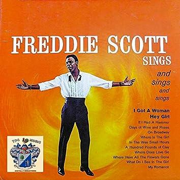 Freddie Scott Sings