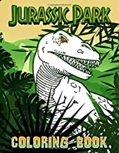 Jurassic Parks Coloring Book: Stress Relief Jurassic Parks Coloring Books For Kid And Adult, (A Perfect Gift)