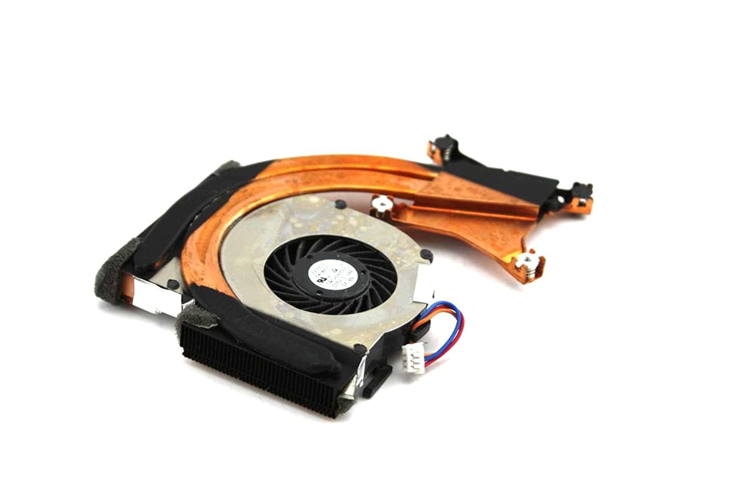Genuine Lenovo ThinkPad T410 CPU Cooling Fan And Heatsink Laptop 45M2680