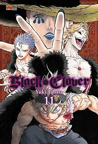 Black Clover Volume 11