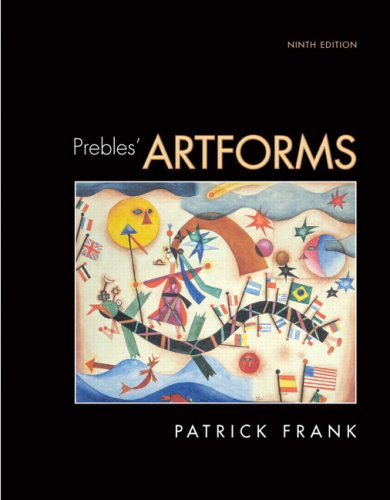 Prebles' Artforms  Value Pack (includes ArtNotes for Artforms & MyArtKit Student Access  )