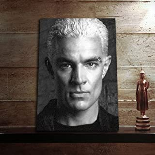 JAMES MARSTERS - Original Art Print (A4 - Signed by the Artist) #js001